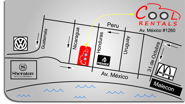 map how to find us